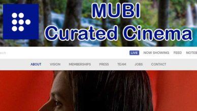 MUBI Cinema App